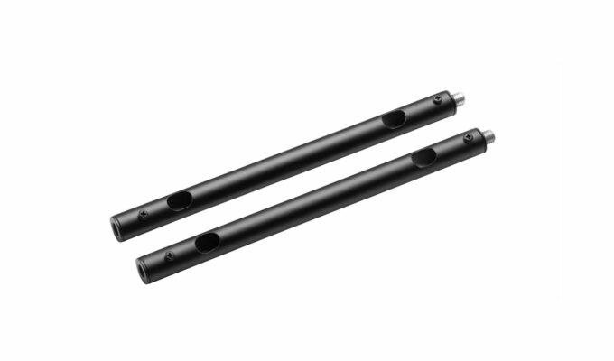 Heatstrip Intense verlengde montagebeugel (300mm)